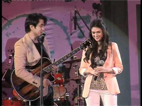 Ali Zafar & Aditi Rao Hydari Live Performance promoting 'London Paris New York'