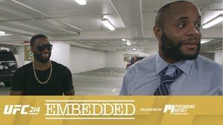 UFC 214 Embedded: Vlog Series - Episode 5
