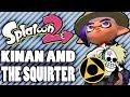 Kinan and The Squirter - Splatoon 2