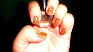 DIY HOW TO MAKE NAIL GLITTER POLISH CHEAP/COMO HACER ESMALTE,PINTURA UÑAS O BRILLO ESCARCHADO Thumbnail