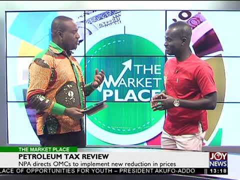 Informal Sector - The Market Place on Joy News (16-2-18)