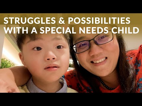 A Mother's Unwavering Love For Child With Special Needs - #AsianWomenRealStories Ep.14