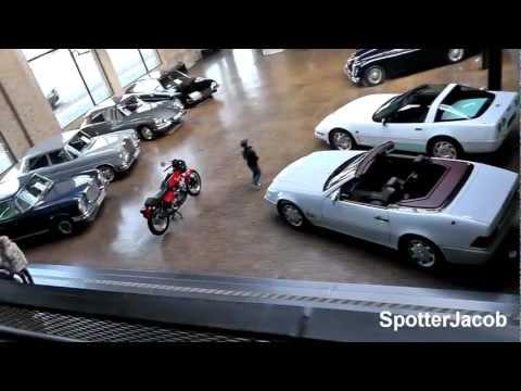 Classic Remise-Supercar HEAVEN | Berlin HD