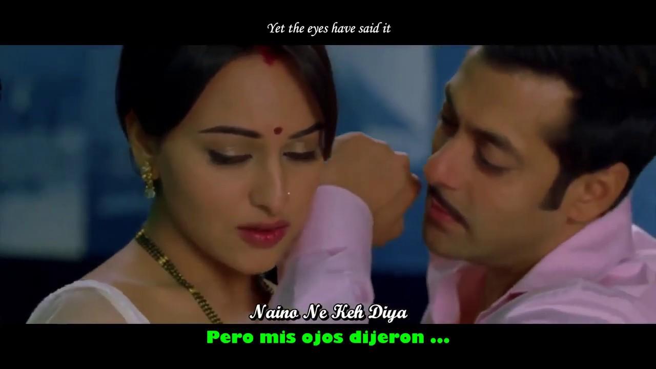 Download Chori Kiya Re Jiya - Dabangg 2010 sub español - hindi - english