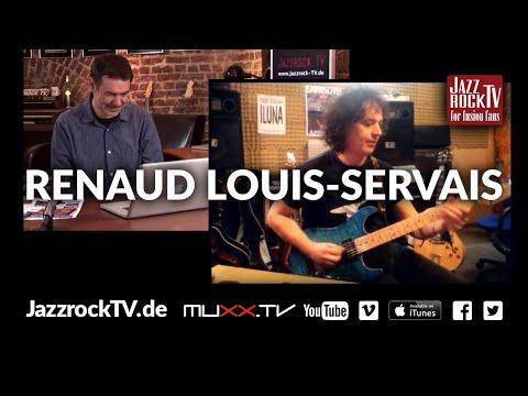 JazzrockTV #107 Renaud Louis-Servais