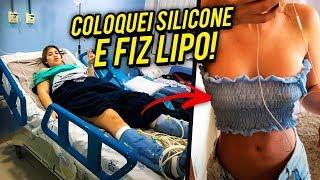 DIARIO DO SILICONE E DA LIPO: COMO REAGI AOS 3 PRIMEIROS DIAS!!!