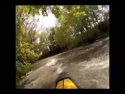 From Mild to Wild, Whitewater in Ohio