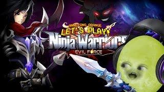 Gaming Grape Plays - NINJA WARRIORS: Evil Force