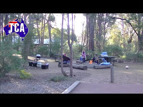 Perth Hills Centre Campground W.A.
