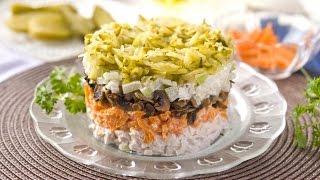 Очень вкусный салат, НОВЕЙШИЙ РЕЦЕПТ УСПЕЙТЕ ПЕРВЫМИ ПОПРОБОВАТЬ