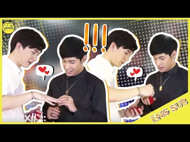 [Eng Sub] ?????????????????? l ???? - ????? (KRIST & SINGTO Exchange rings)