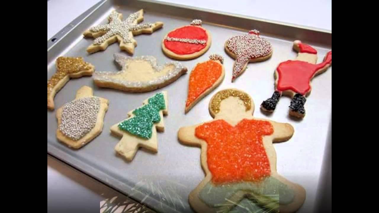 creative christmas cookie decorating ideas youtube - Christmas Cookies Decorating Ideas Youtube