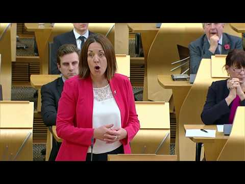 First Minister Statement: Apology to those convicted for same-sex sexual activity - 7 November 2017