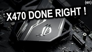 ASUS CROSSHAIR VII HERO - Everything You Need To Know! X470 In Depth Review (en)