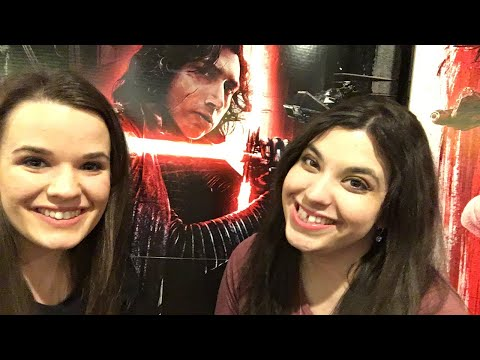 WAITING TO SEE THE LAST JEDI! LIVE CHAT
