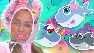 Baby Shark Finger Family | FunPop!