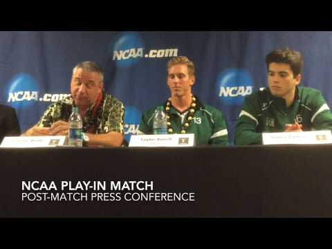 NCAA Play-In Post-Match Press Conference Hawaii vs. Penn State 5-5-15
