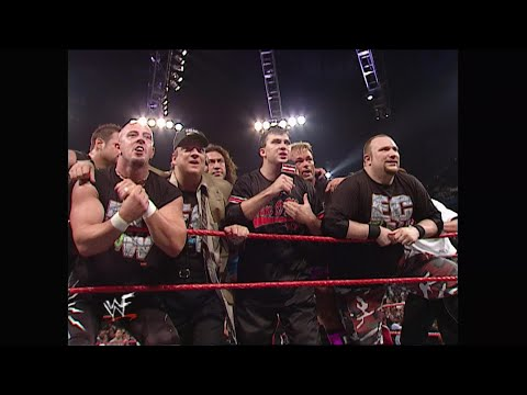 Shane McMahon introduces the new owner of ECW: Raw, July 9, 2001 thumbnail