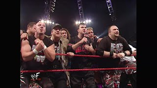 Shane McMahon introduces the new owner of ECW: Raw, July 9, 2001