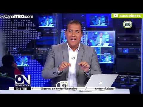 Oriente Noticias Primera Emisión - 13 de marzo