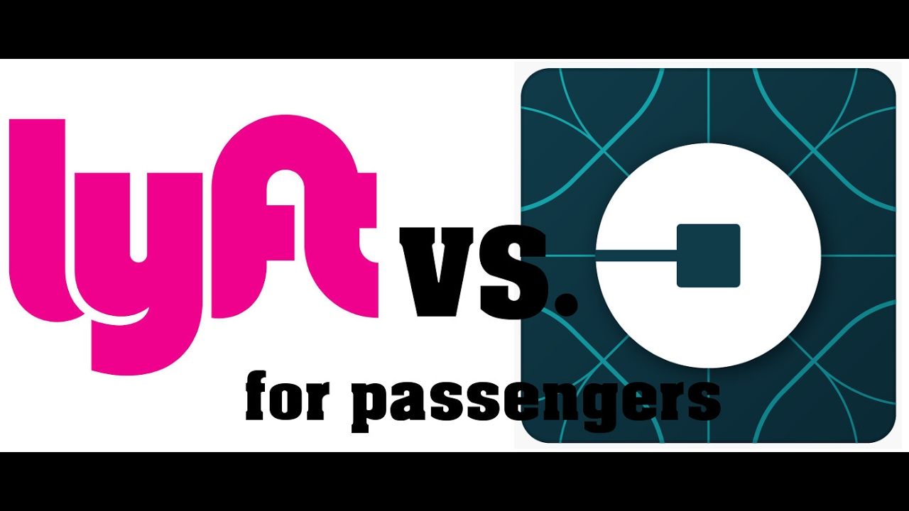 Uber & Lyft Passengers: What are the major differences between ...