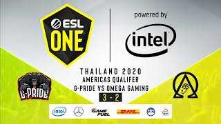 Live: ESL One Thailand Online 2020 - Americas Closed Qualifier - Day 3