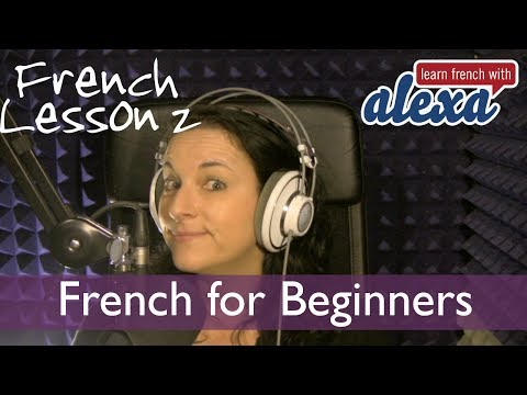 Learn French With Alexa Polidoro Free French Lesson 2