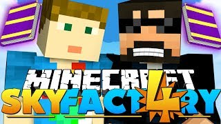 Minecraft: SkyFactory 4 - ALL GOOD THINGS COME TO AN END!! [41]