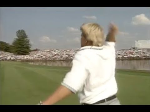 Final hole: John Daly's remarkable 1991 PGA Championship victory (full broadcast)