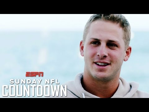 Jared Goff opens up about his journey to the Los Angeles Rams | NFL Countdown