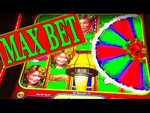 """""""A CHRISTMAS STORY""""! $5 MAX BET & BONUS! - Slot Machine from YouTube · High Definition · Duration:  3 minutes 38 seconds  · 6000+ views · uploaded on 07/06/2016 · uploaded by Brent's Lucky (& Gay) Slot Channel"""