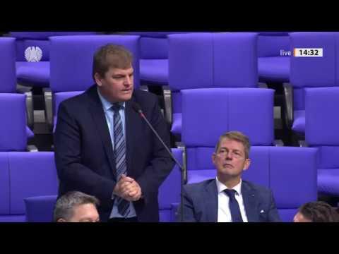 Bundestag: AfD stellt Fragen, Staatssekretäre antworten. Dr. Rainer Kraft, Karsten Hilse 13.11.2019