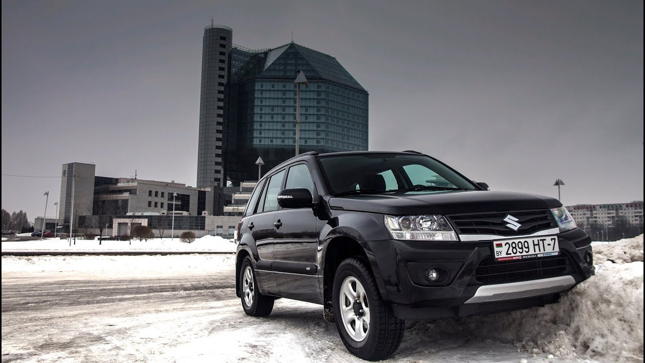 Тестдрайв (ч1): Suzuki Grand Vitara 2.0, 4AT, JLX-A (2014my)