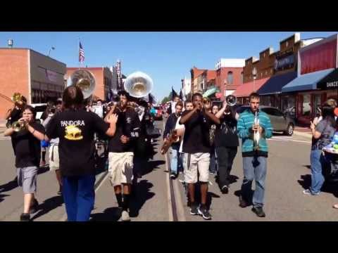 EHS Homecoming Parade - El Reno, OK - 10-11-2013