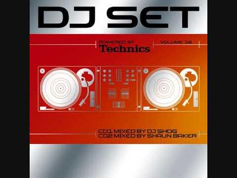 Technics DJ Set Volume 16 - CD2 Mixed By Shaun Baker