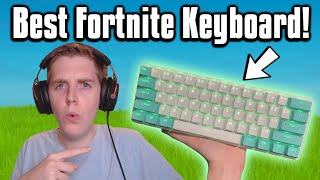 Why EVERY Pro Is Switching To THIS Keyboard! - Fortnite Battle Royale
