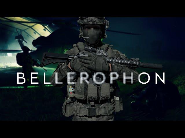 ArmA 3 | Bellérophon Episode 1 | #armachinima #milsim