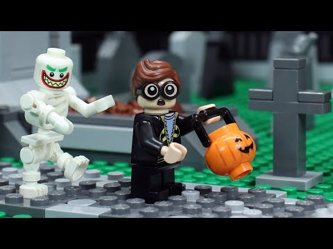 LEGO BATMAN SHARK ATTACK MOVIE | Doovi