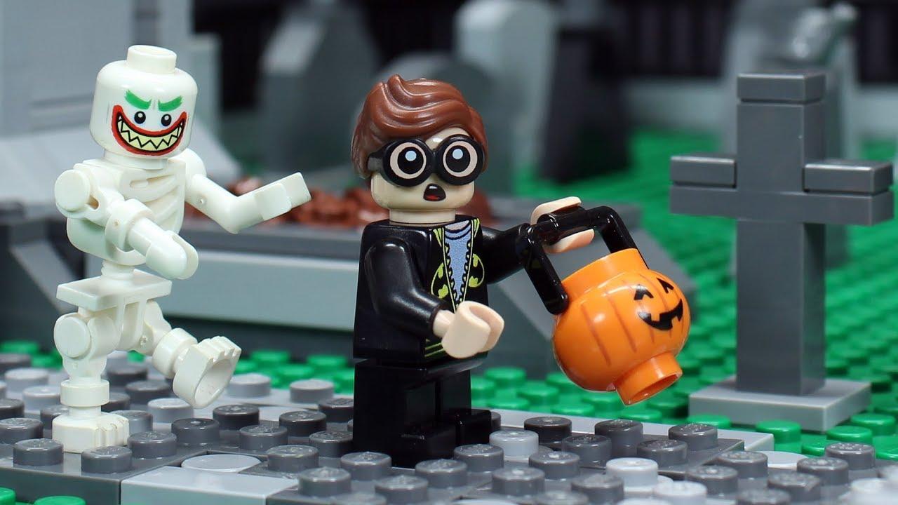 lego halloween trick or treat