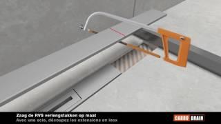 Carrodrain Twiggi - installatie video d' installation