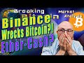 LIVE] CEO Binance: Bitcoin Price Prediction & Giveaway BTC ...