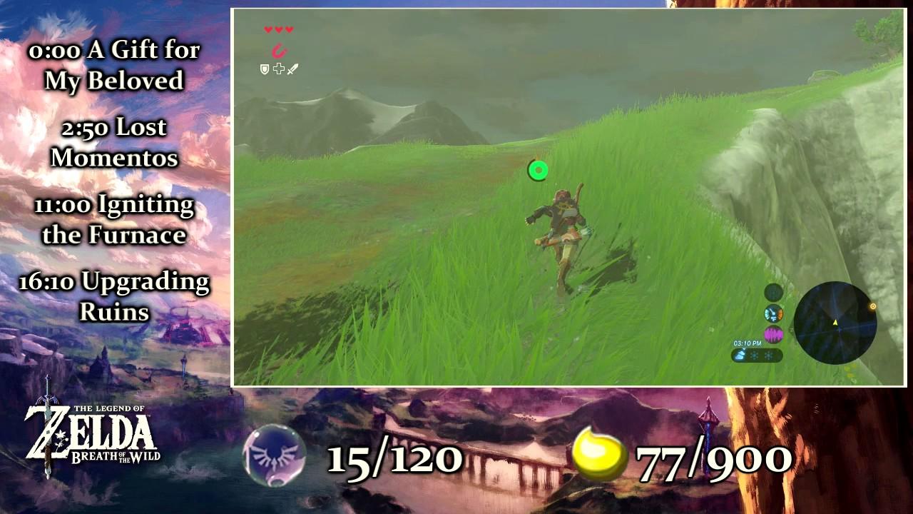 The Legend of Zelda Breath of the Wild Part 32 - Hateno Village ...
