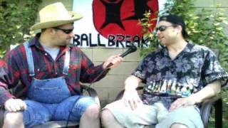 Ball Breakers vs. Feets of Fury