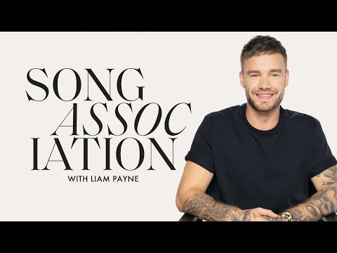 Liam Payne Sings Calvin Harris, Justin Timberlake and Post Malone in Song Association | ELLE