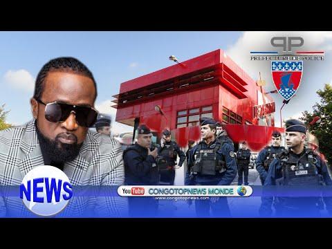 NEWS 20/9/21 Concert ANNULÉ / ZÉNITH DE PARIS de WERRASON Par LA PRÉFECTURE DE POLICE Officiellement