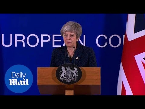 Theresa May dismisses petition calling on her to revoke Article 50