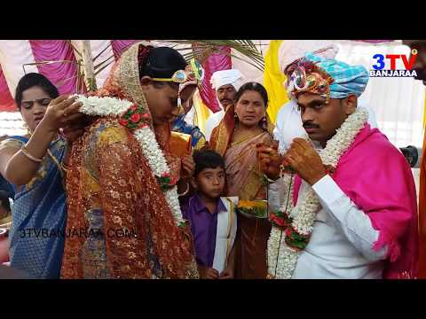 Very Rare Video || Banjara Culture Vayanatra Marriage || पेनरो गोर वाया  || 3TV BANJARAA