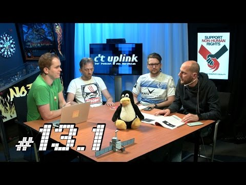 c't uplink 13.1: Android-Sicherheit, Flatpak und Snap für Linux, flackernde Sterne, No Man's Sky