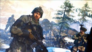 """EPIC Mountain Helicopter Escape FINAL MISSION  """"Rescue the Rescuers"""" [Medal of Honor 2010]"""