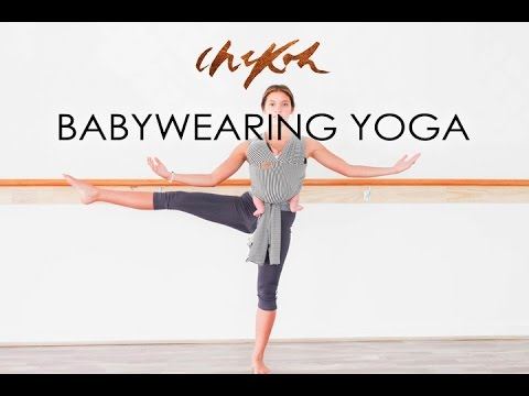 BABY WEARING YOGA - CHEKOH BABY STRETCHY WRAP